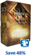 Save 48% on The American Heritage Series