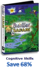 Save 68% on BrainWare Safari